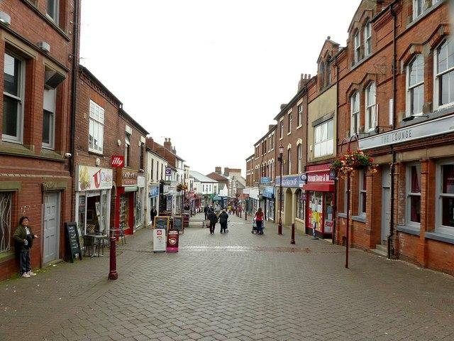 Bath Street, Ilkeston