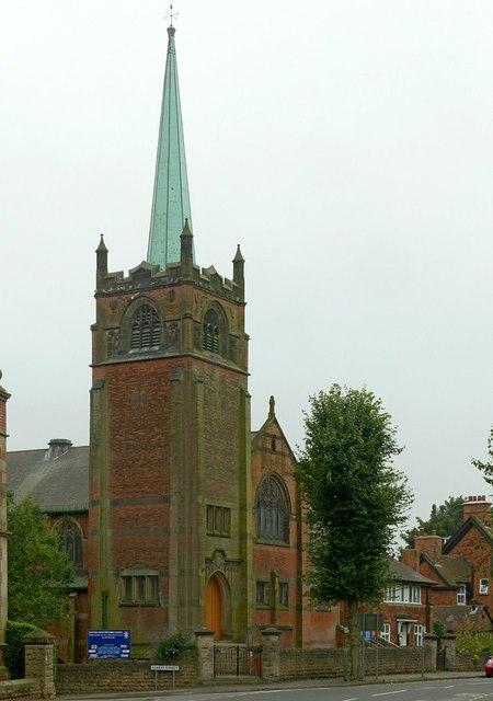 United Reformed Church, Wharncliffe Road, Ilkeston