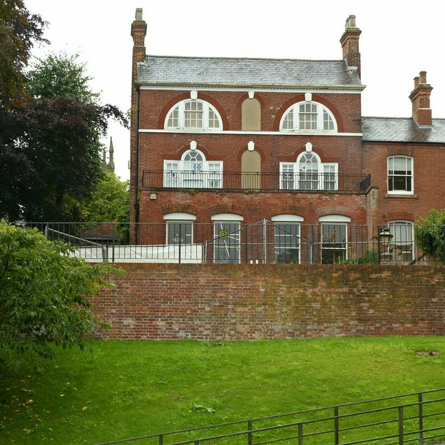Erewash Museum, St George's House