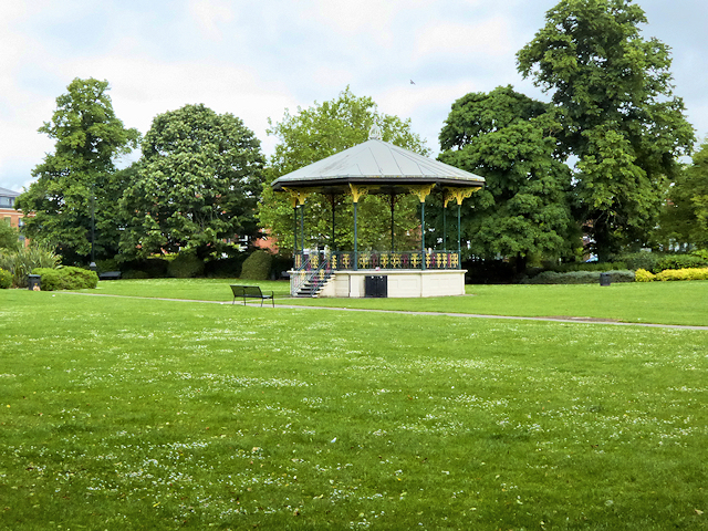 Eastleigh Park Bandstand