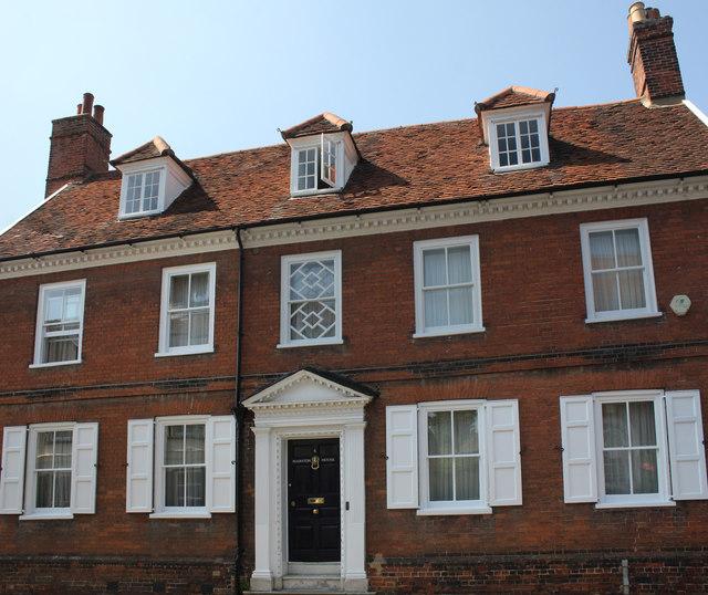 Marston House, 6 Cumberland Street, Woodbridge