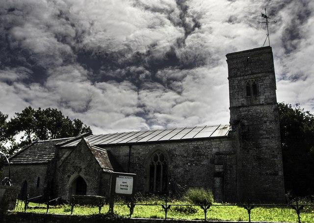 St Peter's Church, West Knighton