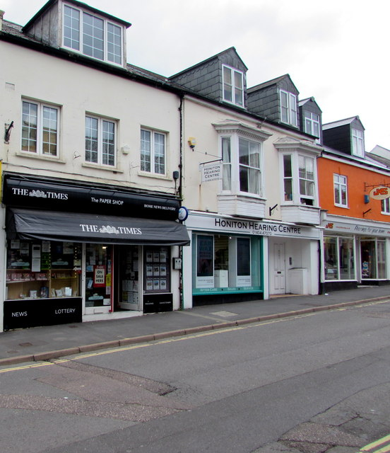 The Paper Shop in Honiton