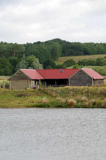 Cattawade Marshes Cattleshed