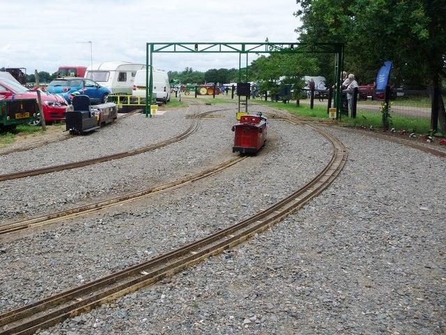 Tracks, Brandon & District Society of Model Engineers