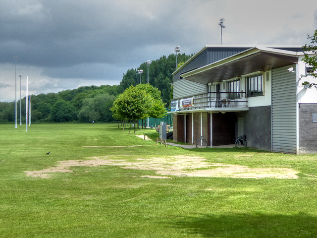 Eastleigh Rugby Football Clubhouse