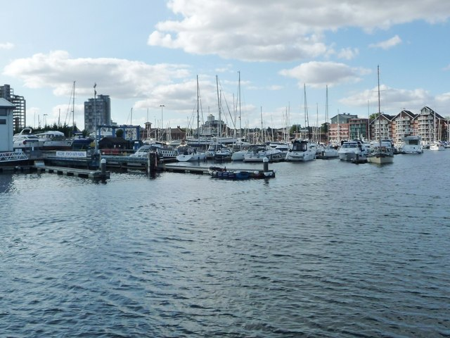 Ipswich Haven Marina [formerly End Quay]