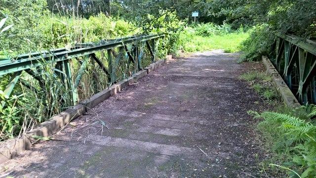 Bailey Bridge over Swinefleet Drain