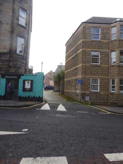 East Preston Street Lane