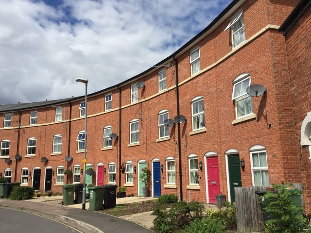 Mill Street, Worcester