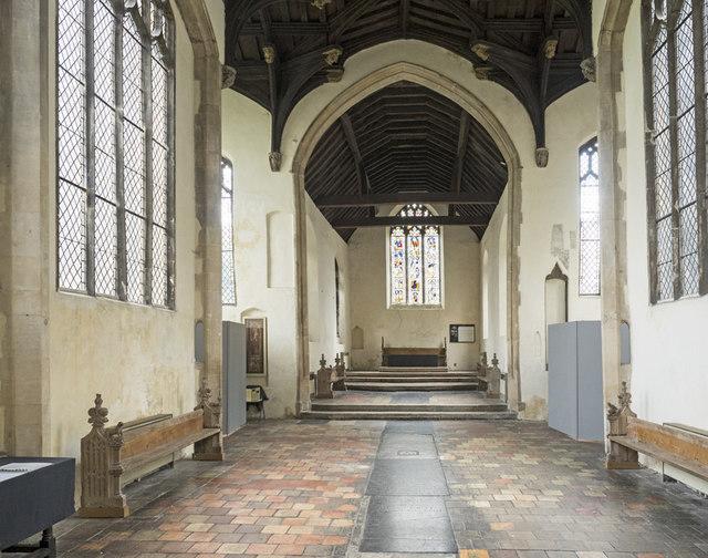St Peter Hungate, Norwich - East end