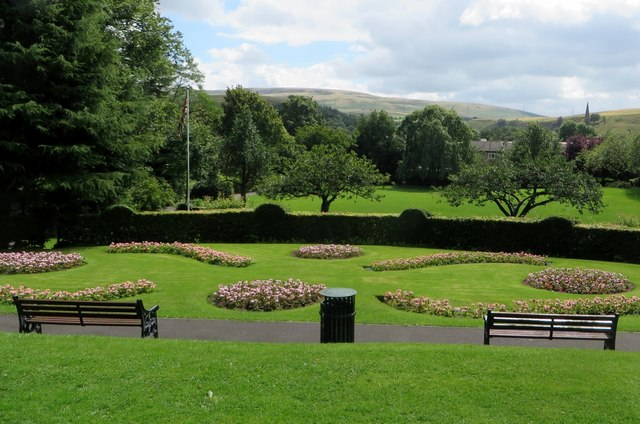Hare Hill Park, Littleborough
