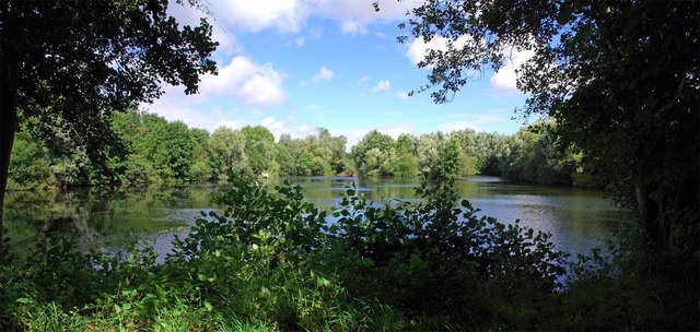 View From The Longhurst Hide
