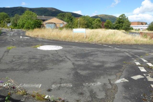 Former QinetiQ site, Malvern