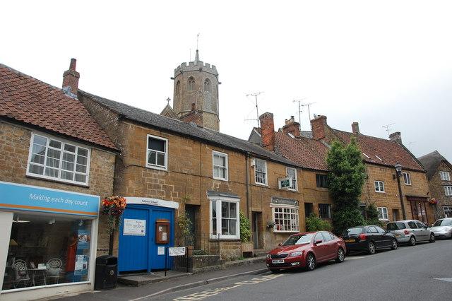 St James' Street, South Petherton