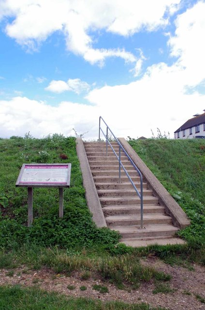 Steps to the Stour