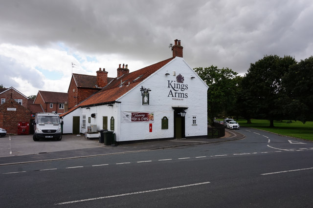 Kings Arms, North Duffield