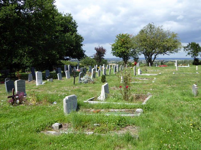 Latchingdon cemetery