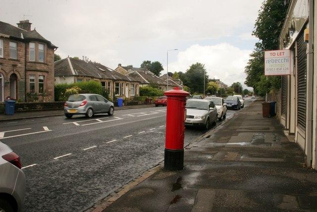 A770, Eldon Street, Greenock