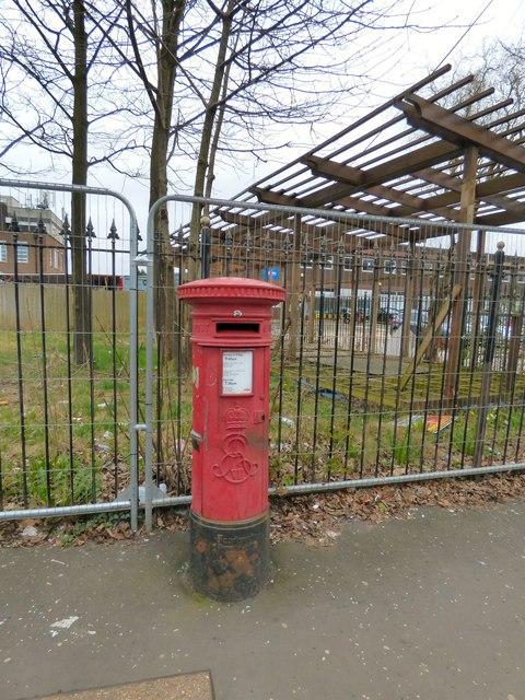 Edward VII Postbox (M14 256)