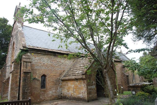 All Saints' Church, Lopen