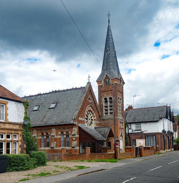 Baptist Church, Wraysbury