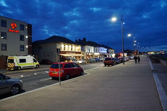 Whitburn Road, Seaburn