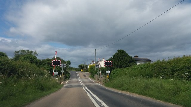 Carr Lane level crossing