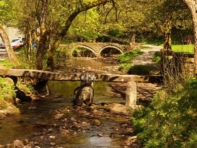 Two Bridges Wycollar