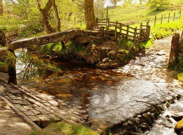 Clam Bridge Wycollar