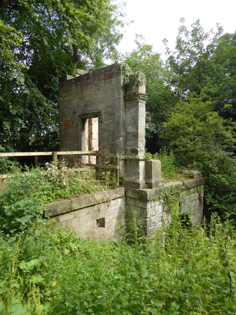 Tea house on Newhailes Estate