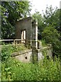 NT3272 : Tea house on Newhailes Estate by David Smith