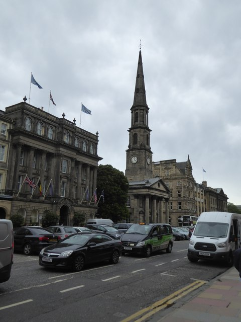 St Andrew's Church, George Street