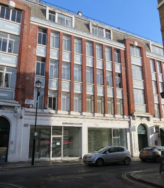 Ronchin Gallery - Dearing Street
