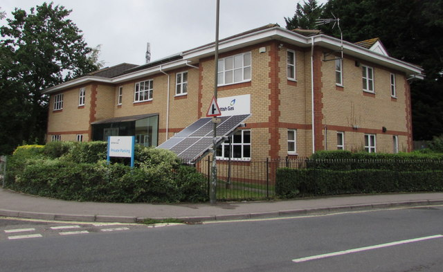British Gas Solar office, Chandler's Ford