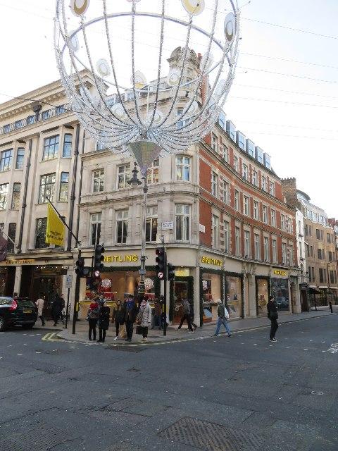 Breitling - New Bond Street