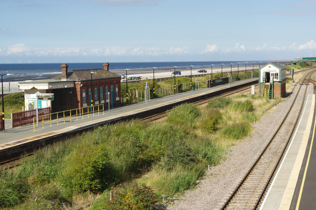 Abergele & Pensarn Station