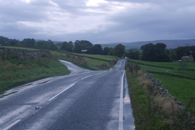 A684 and Mire Bank Lane