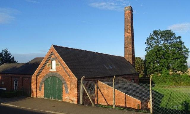South St Pumping Station Owston Ferry Isle of Axholme