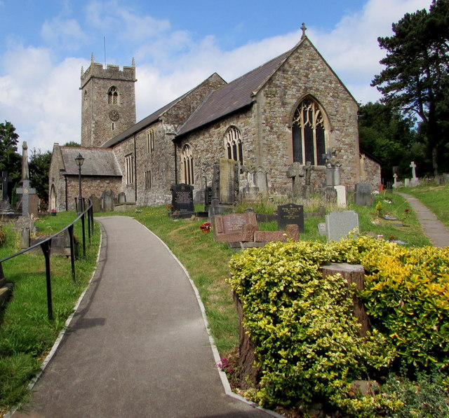 Saint Augustine, Rumney, Cardiff