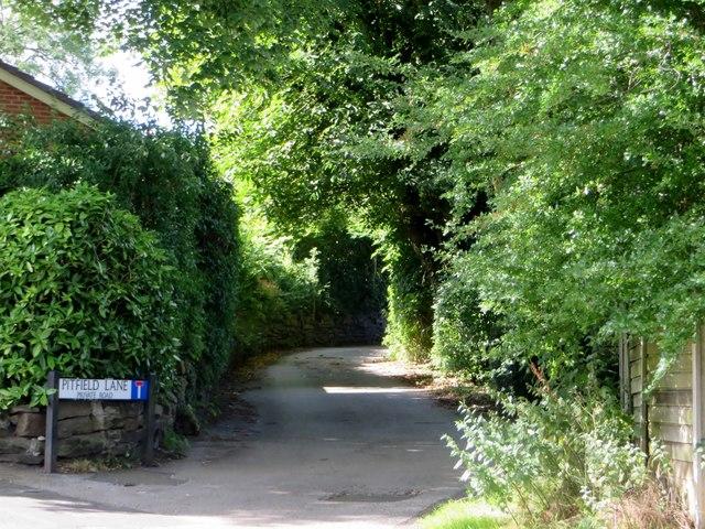 Pitfield Lane, Harwood