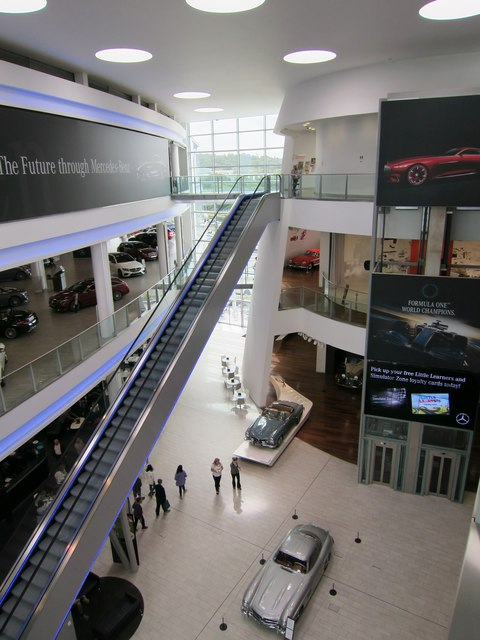 Mercedes World