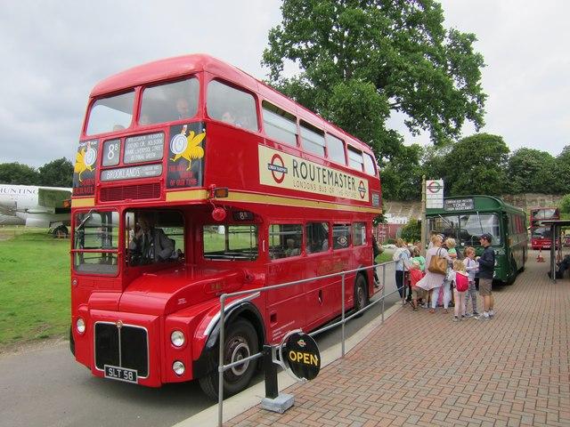 AEC Routemaster at London Bus Museum, Brooklands