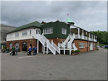 TQ0762 : The Clubhouse, Brooklands Museum by Oast House Archive