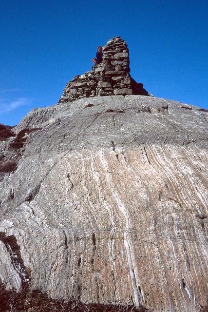 Summit of Carnan Eoin