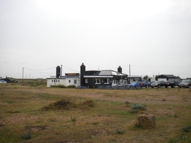 The Britannia Inn, Dungeness