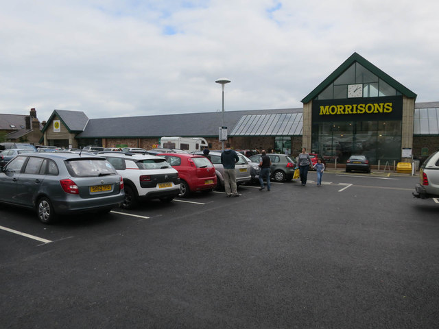 Morrisons, Penrith