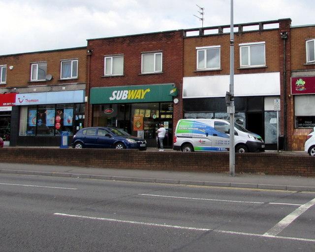 Subway, 773 Newport Road, Rumney, Cardiff