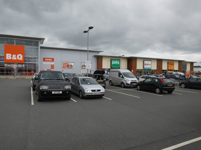 Castle Retail Park, Penrith