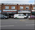 ST2179 : The Orchard family butchers & deli, Rumney, Cardiff by Jaggery